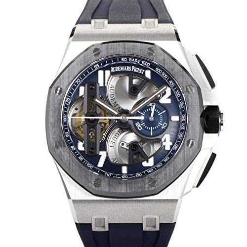 Audemars Piguet Royal Oak Offshore Mechanical-Hand-Wind Male Watch (Certified Pre-Owned)