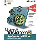 Microsoft Visio 2000 Professional Edition Upgrade [Old Version]