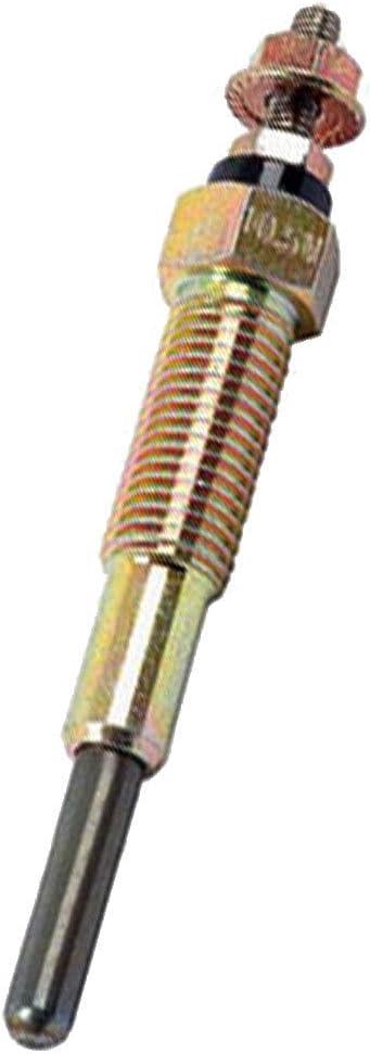 3 Noton parts Glow Plug SBA185366092 Plug Glow SBA185366060 for Ford 1200 1210 1215 1220 1300 1320 1510 Tractors New Holland L125 LS125 L140 LS140 L565 LX465 LX665 Skid Steer Loader