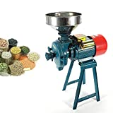 Mill Grinder, 110V 60Hz Electric Grain Dry Feed