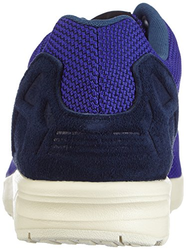 adidas Zx Flux, Zapatillas Unisex Azul (Dark Blue/Night Flash S15/Rich Blue F14)