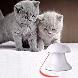 PEDY Cat Toys Automatic Rotating Laser Interactive Exercise Toy Cat Training Tool