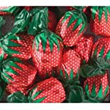 Strawberry Candy Wrapped: 5LB