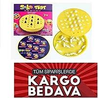 SOLO TEST 6 Adet Toptan fiyatına özel fiyat Emojili solo test eğitici oyuncaklar eğitici oyunlar