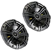 Kicker 40CS54 Car Audio Coaxial 5 1/4 Speakers Pair CS5 (Certified Refurbished)