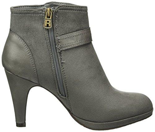 Refresh 62277, Zapatillas de Estar por Casa para Mujer Gris - Grau (Gris)