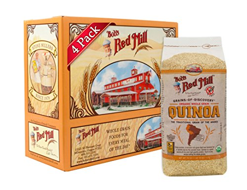 Bob's Red Mill Organic Grain Quinoa