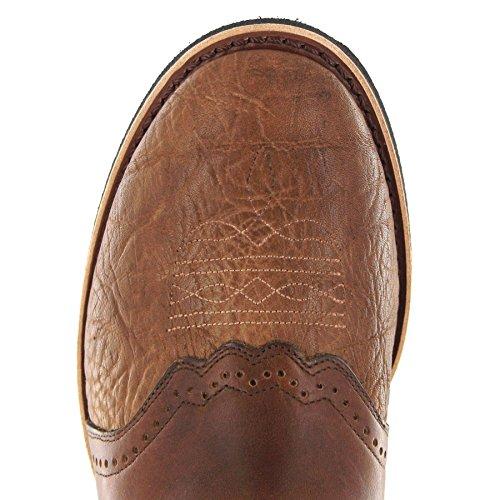 Cognac 3e Sand Weite FB Fashion western Uomo Stivali Boots6271 Butterscotch qfXW1UPwFW