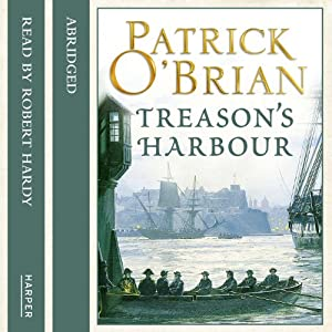 Treason's Harbour Audiobook
