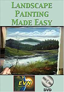 Landscape Painting Made Easy DVD