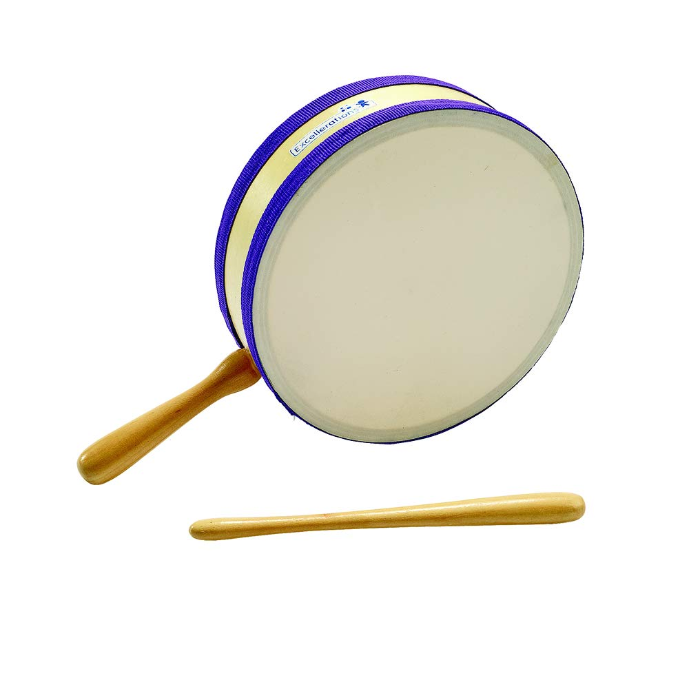 Musical Instrument for Children Excellerations Hand Tom-Tom Drum