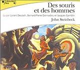 Image de Des souris et des hommes (coffret 3 CD)