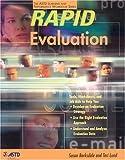 Rapid Evaluation, Susan Barksdale and Teri Lund, 1562862871