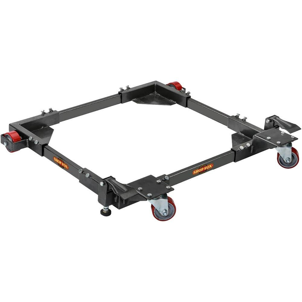 Shop Fox D4666 Extreme-Duty Mobile Base, NULL