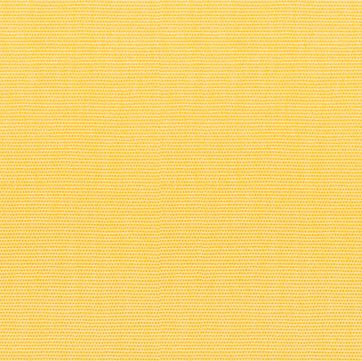 - Sunbrella Solid Canvas Buttercup Fabric By The Yard