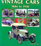 Vintage Cars 1886 to 1930