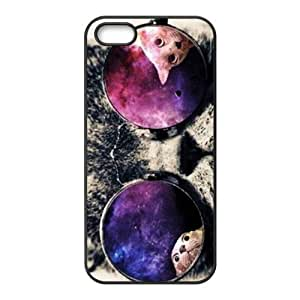 iPhone 6 4.7 Protective Case - Space Cat Hardshell Carrying Case Cover for iPhone 6 4.7