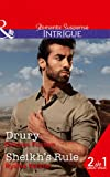 Drury: Drury (the Lawmen of Silver Creek Ranch, Book 11) / Sheikh's Rule (Desert Justice, Book 1)
