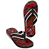 Tampa Bay Buccaneers Mens Contour Flip Flop - Camouflage Extra Large