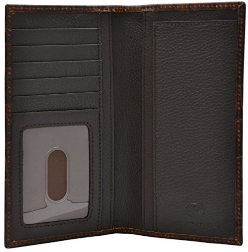 3D Rodeo Brown Brown Wallet 3D Basic daxxIwTZq