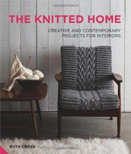 Knitted projects for the home
