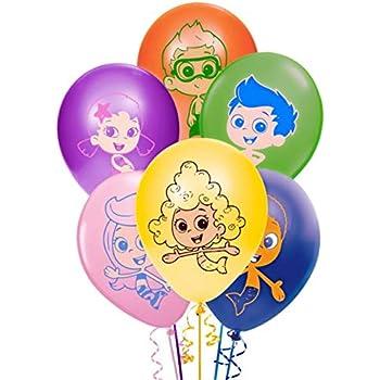 Anagram International 2963701 Bubble Guppies Shape Pack 28 28