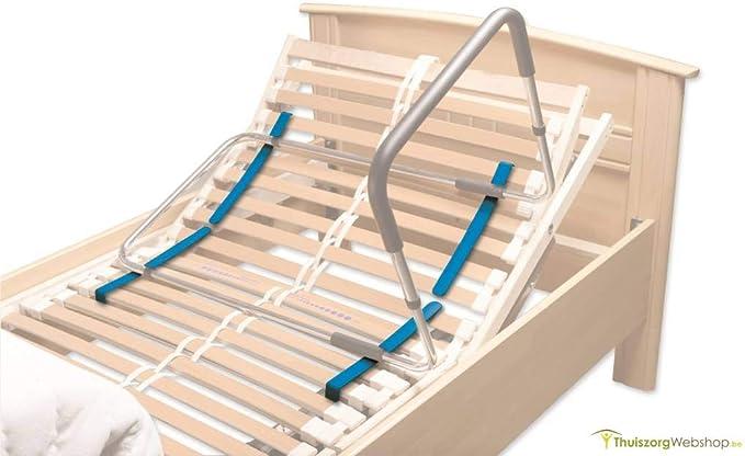 adhome ad156771 adaptador para barrera de cama/asistencia de transferencia sobre un somier, Set de 4: Amazon.es: Salud y cuidado personal