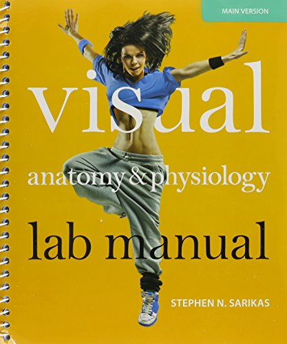 Visual Anatomy  Physiology Lab Manual Main Version  Practice Anatomy Lab 30 Lab Guide  Modified MasteringAP with Pearson eText    ValuePack  Anatomy  Physiology Lab Manual Package