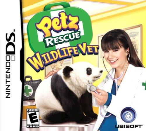 (Petz Rescue Wildlife Vet - Nintendo DS)
