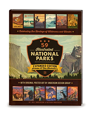(59 Illustrated National Parks: Expanded Edition)
