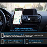 ENSFOUY Car Wireless Phone Charger Bluetooth FM