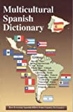 Multicultural Spanish Dictionary, Agustin Martinez, 1887563458