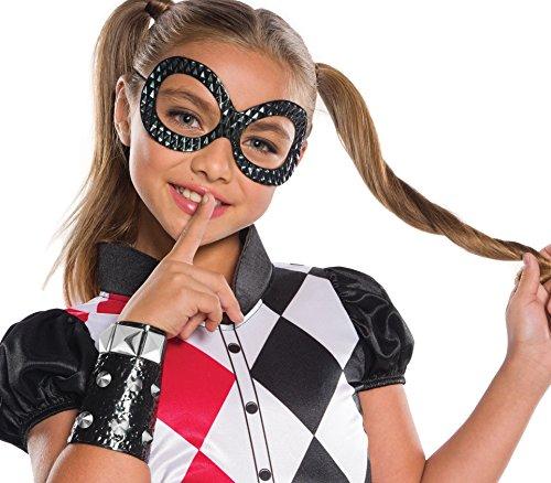 Rubies Costume DC Superhero Girls Harley Quinn Accessory Kit, One (Teen Harley Quinn Costume)