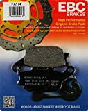 Honda Rear Brake CRF 1000 LADG Africa Twin (DCT/ABS) Parking brake 2016 Street Motorcycle/ Sportbike / Cruiser Part# 15-174