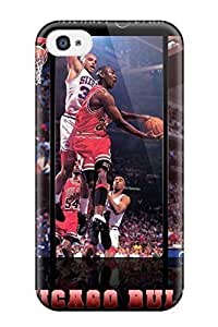 1104746K343643004 nba michael jordan chicago bulls basketball NBA Sports Colleges colorful iphone 6 plus 5.5 cases by kobestar