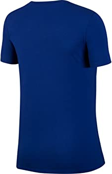 Nike FC Barcelona tee - Camiseta, Mujer, AA8762-420, Deep Royal ...