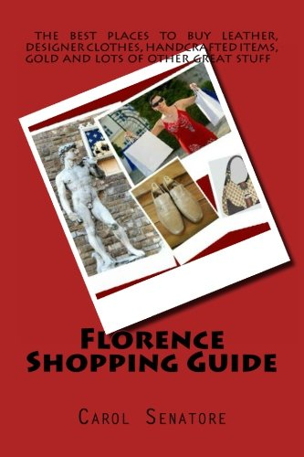 Florence Shopping Guide Carol Senatore product image