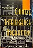 Chinese Intelligence Operations, Eftimiades, Nicholas, 0964953129