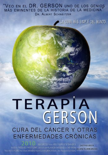 Terapia Gerson DVD (Dying to Have Known Spanish Sub-titles)