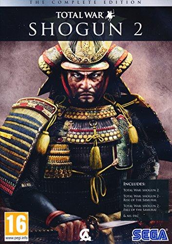 Shogun 2 Total War Complete Ed. PC (Total War Rome 2)