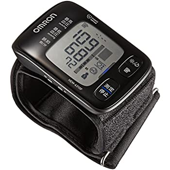 OMRON Wrist Blood Pressure Monitor HEM-6310F [Japan Import]