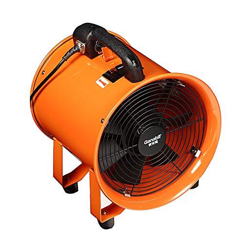 (8'' Portable Ventilator Axial Ducting Blower Industrial Workshop Extractor Fan)