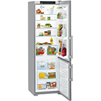 Liebherr CS-1350B - Stainless Steel 24 Freestanding Refrigerator/Freezer w/ice maker right hinge