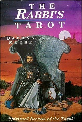 The Rabbi's Tarot: Spiritual Secrets of the Tarot (Llewellyn's New Age Tarot Series) October 8, 1995