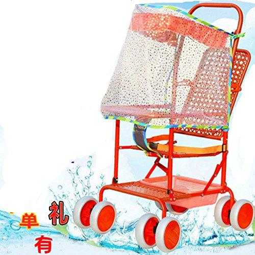 2017 Baby Stroller Sport car Umbrella buggiest trolley cart Lightweight by bowen