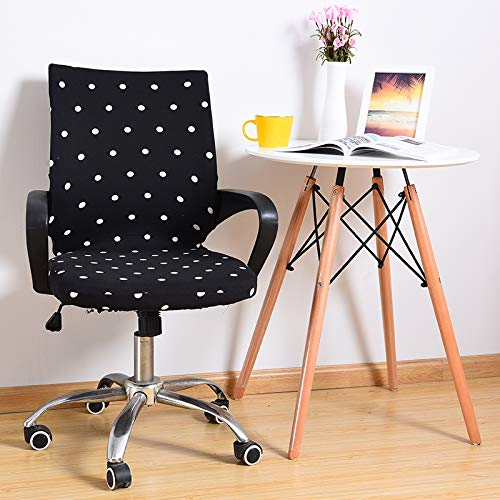 Amazon.com: FelixStore Office Spandex Chair Cover Slipcover S/M/L ...