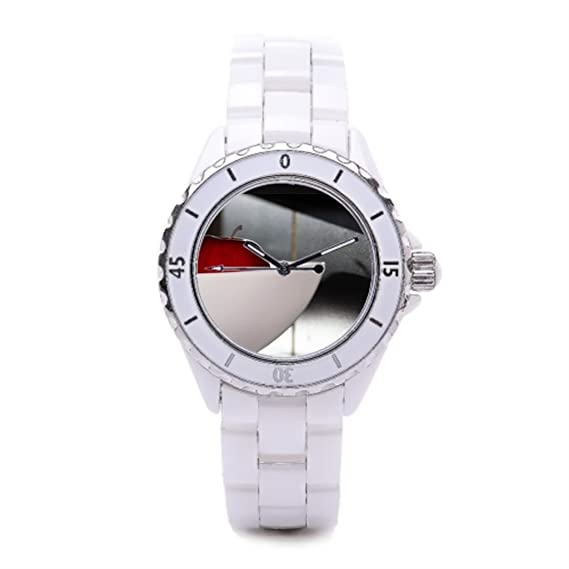 Ronda de la tienda de reloj círculo deporte reloj Apple muñeca relojes: Amazon.es: Relojes