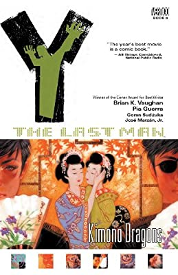 Y: The Last Man 8: Kimono Dragons