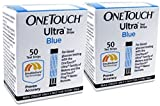 #5: One Touch Ultra Blue Mail Order Test Strips, 100 CT EXP: 4/2017