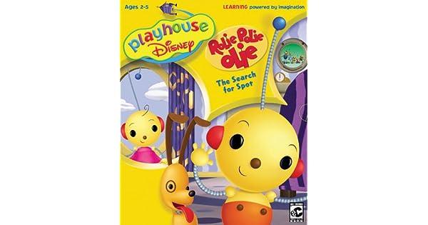 Amazon com: Playhouse Disney's Rolie Polie Olie: The Search